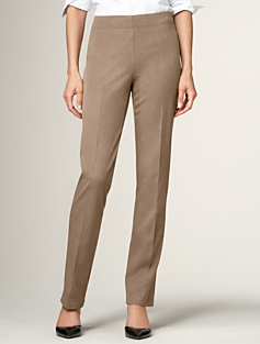 Heritage Fit Bi-Stretch Slim-Leg Pant