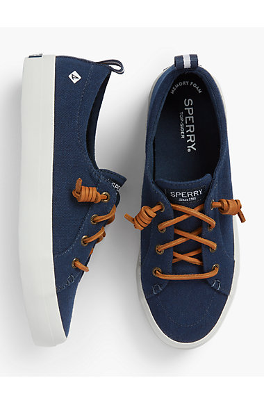 Crest Vibe Sperry® Sneakers   Solid by Talbots