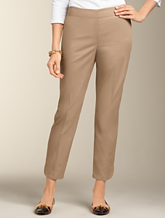 Heritage Twill Crop Pants
