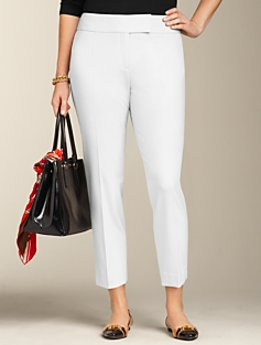 Heritage Fit Lindsey Cropped Pants