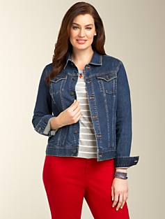 Medium Atlantic Denim Jacket