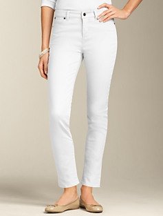 Heritage Slimming Colored  Ankle Jeans