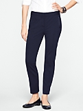 Signature Ponte Ankle Pants
