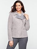 Julianne Tweed Jacket