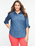 Denim Classic Cotton Shirt