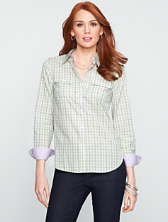 Plaid Classic Shirt