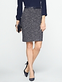 Prospect Tweed Skirt