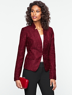 Kingston Jacquard Jacket