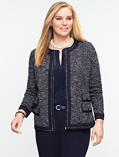 Prospect Tweed Jacket
