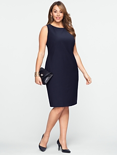 Seasonless Wool Dress