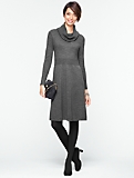 Talbots Merino Sweater Dress