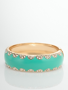 Filigree Scallop Bangle