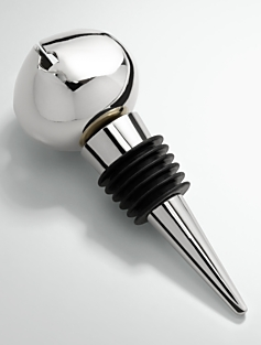 Jingle Bell Wine Stopper