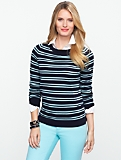 Fresh-Stripe Sweater