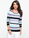 Divine Stripe Sweater