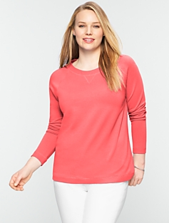 Balletneck Sweatshirt