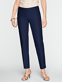 Signature Faille Ankle Pants