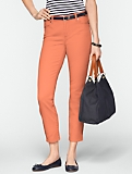 Slimming Heritage Colored Crop Jeans