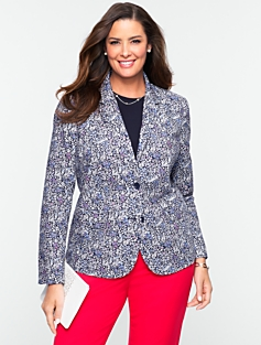Mini-Bouquet Jacket