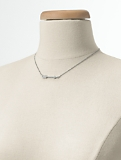 Pav� Arrow Necklace