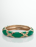 Rope Enamel Bangle