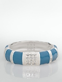 Pave Stripe Bangle