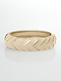 Pav� Chevron Bangle