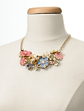 Mixed-Flower Necklace