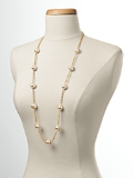 Pearl Orbit Necklace