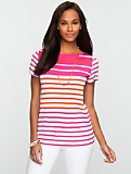 Nantucket Stripe Tee