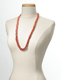 Delicate Bead Multi-Strand Necklace