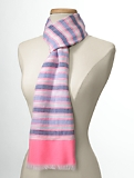 Seaside Stripe Scarf