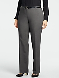 Heritage Ultimate Double-Weave Straight-Leg Pants