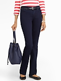 Slimming Curvy Midnight Wash Bootcut Jeans
