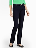 Slimming Heritage Midnight Wash Straight-Leg Jeans