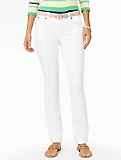 Slimming Signature Straight-Leg Jeans