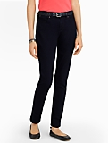 Slimming Curvy Midnight Wash Ankle Jeans