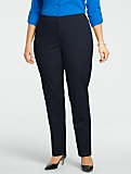 Heritage Refined Bi-Stretch Side-Zip Pants