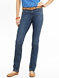 Slimming Signature Cove Wash Straight-Leg Jeans