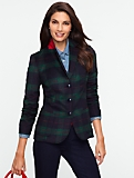 Tartan Plaid Jacket