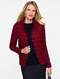 Bennett Plaid Jacket