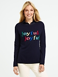 Joyful Joyful Intarsia Sweater