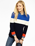 Engineer-Stripe Sweater