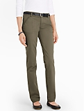 Signature Broken Twill Slim-Leg Pants