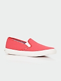 Liv Canvas Slip-On Sneakers