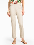 Talbots Chatham Ankle Pant - Sateen