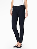 The Flawless Five-Pocket Ankle Jean - Deep Sea