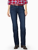 The Flawless Five-Pocket Bootcut Jean - Curvy/Delta Blue