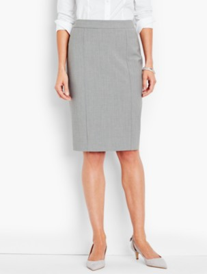 Talbots Women's Seasonless Wool Pencil Skirt prdi41352