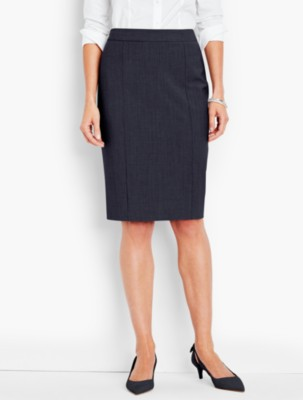 Talbots Women's Seasonless Wool Pencil Skirt prdi41352